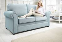 Sweet Dreams Chaise Guest Daybed With Underbed Pull Out Guest Bed White Finish With Or