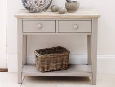 Statement Furniture - Florence 2 Drawer Console Table