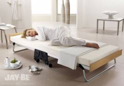 Jay-Be - J-Bed Memory Foam Single Folding Bed
