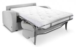 Jay-Be - Retro Deep Sprung 3 Seater Sofa Bed