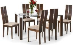 Julian Bowen - Cayman Dining Set
