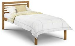 Julian Bowen - Slocum Pine Bed with Mattress - Package