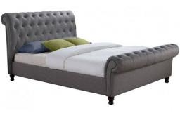 Birlea Furniture - Castello Kingsize Bed with Mattress - Package