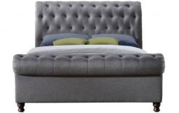 Birlea Furniture - Castello Double Bed with Mattress - Package
