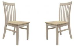 Statement Furniture - Florence Chair with Acacia Seats