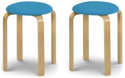 Julian Bowen - Dandy Stools - Set of 4