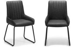 Julian Bowen - Soho Dining Chairs - Set of 4