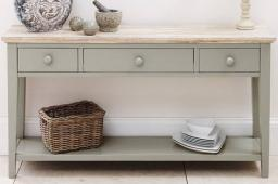 Statement Furniture - Florence 3 Drawer Console Table