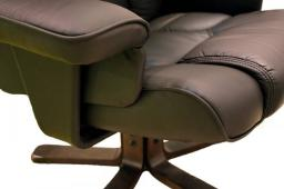Julian Bowen - Malmo Swivel Recliner & Footstool