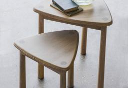 Gallery Direct - Wycombe Oak Nest of Tables