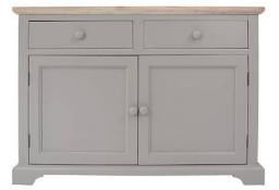 Statement Furniture - Florence 2 Door Sideboard