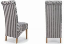 Shankar - Krista Baroque Velvet Dining Chairs - Set of 2