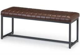 Julian Bowen - Brooklyn Upholstered Bench