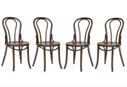 Sofa & Home - Boulevard Bentwood Chairs - Set of 4
