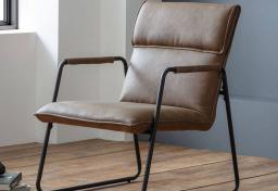 Julian Bowen - Gramercy Accent Chair