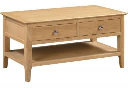 Julian Bowen - Cotswold Oak Coffee Table