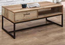 Birlea Furniture - Urban 1 Drawer Coffee Table