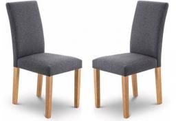 Julian Bowen - Hastings Dining Chairs - Set of 4