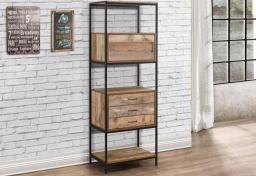 Birlea Furniture - Urban 3 Drawer Shelving Unit