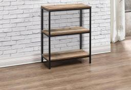 Birlea Furniture - Urban 3 & 5 Tier Bookcase - Set of 2