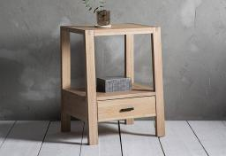 Gallery Direct - Kielder Oak Bedside Tables - Set of 2