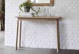 Gallery Direct - Wycombe Oak Console Table