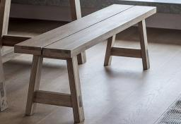 Gallery Direct - Kielder Oak Dining Bench