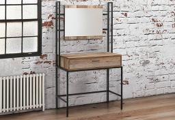 Birlea Furniture - Urban Dressing Table & Mirror
