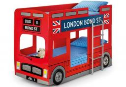 Julian Bowen - London Bus Bunk Bed