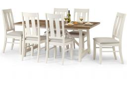 Julian Bowen - Pembroke Dining Set