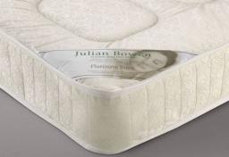 Julian Bowen - Platinum Coil Sprung Bunk Mattress
