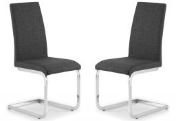Julian Bowen - Roma Dining Chairs - Set of 2