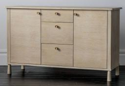 Gallery Direct - Wycombe Oak 2 Door Sideboard