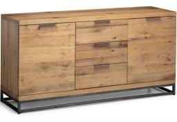 Julian Bowen - Brooklyn Oak Sideboard