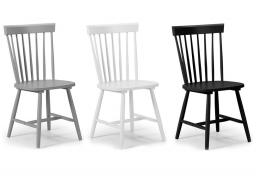 Julian Bowen - Torino Dining Chairs - Set of 2