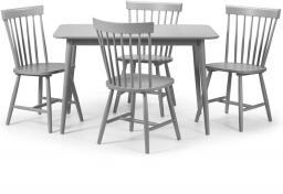 Julian Bowen - Torino Rectangular Dining Set