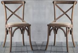 Gallery Direct - Cafe Chair - Set of 4
