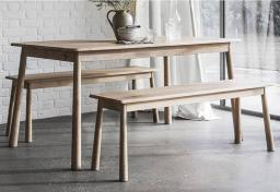 Gallery Direct - Wycombe Oak Small Dining Table