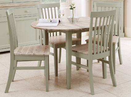 Statement Furniture - Florence Sage Green Kitchen Product Image
