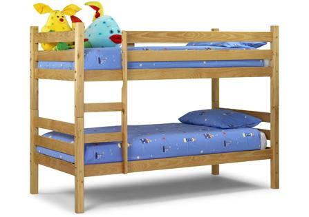 Julian Bowen - Wyoming Pine Bunk Bed Product Image