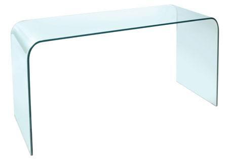 Greenapple - Arc Glass Occasional Table Product Image