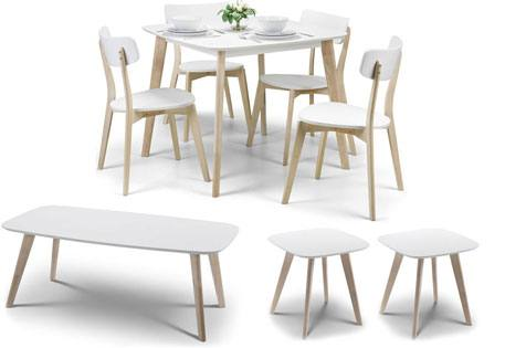 Julian Bowen Casa Dining Chairs