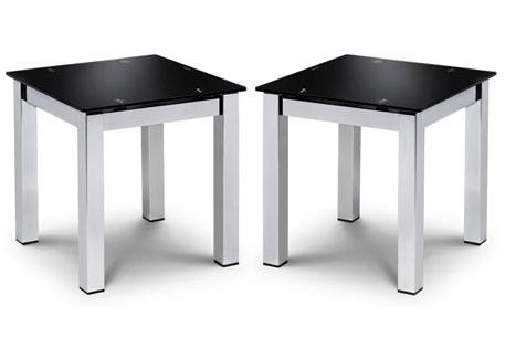 Julian Bowen - Tempo Dining Table & Roma Dining Chair Product Image