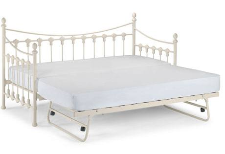 Pull Out Underbed - Julian Bowen - Versailles Daybed With Underbed - Pull Out Guest