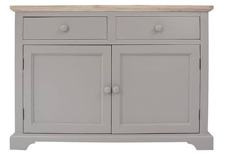 Statement Furniture - Florence Dove Grey Kitchen Product Image