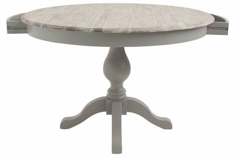 Statement Furniture - Florence Dove Grey Dining Product Image