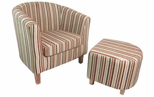 Image result for shankar tub chair stripe