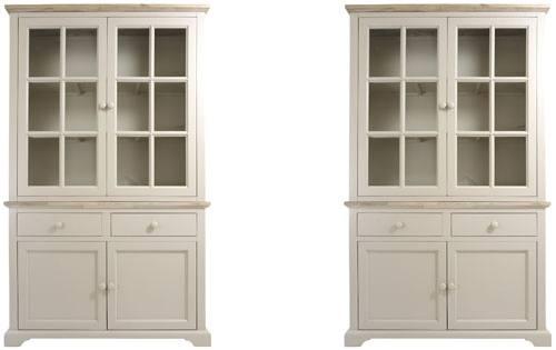 Dresser Display Cabinets