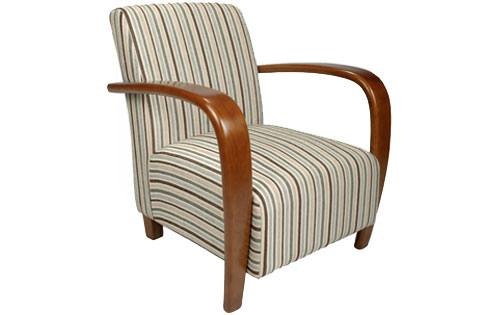 Shankar - Restmore Stripe Armchair Product Image