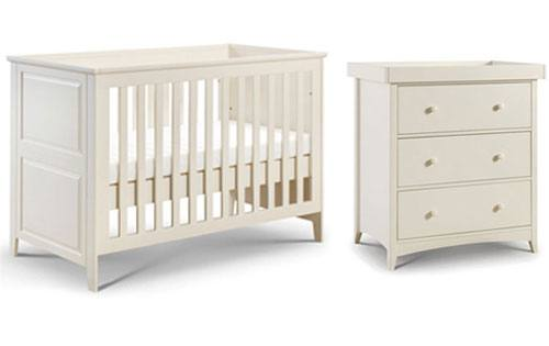 Julian Bowen - Cameo Cotbed to Toddler Bed Product Image